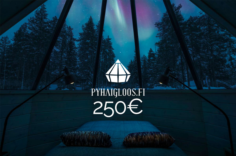 Pyhä Igloosin gift card